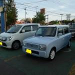 スズキ ワゴンR & アルトラパン ご納車!