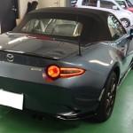 全国産メーカーの新車が購入できます!今回はマツダのロードスター。